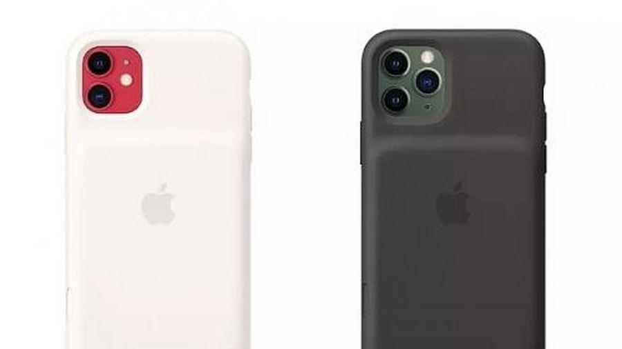 Apple giới thiệu ốp lưng kèm pin thế hệ mới cho dòng iPhone 11