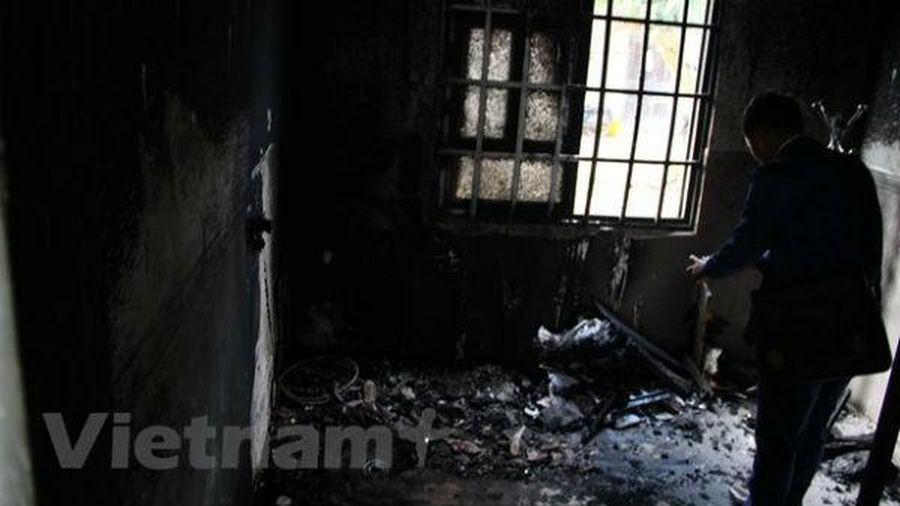 Nửa đêm náo loạn vì con rể tẩm xăng đốt nhà vợ