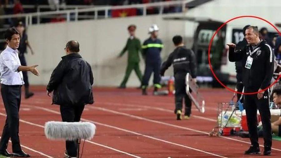 Trợ lý HLV Thái Lan xúc phạm ông Park Hang Seo có thể bị xử lý thế nào?