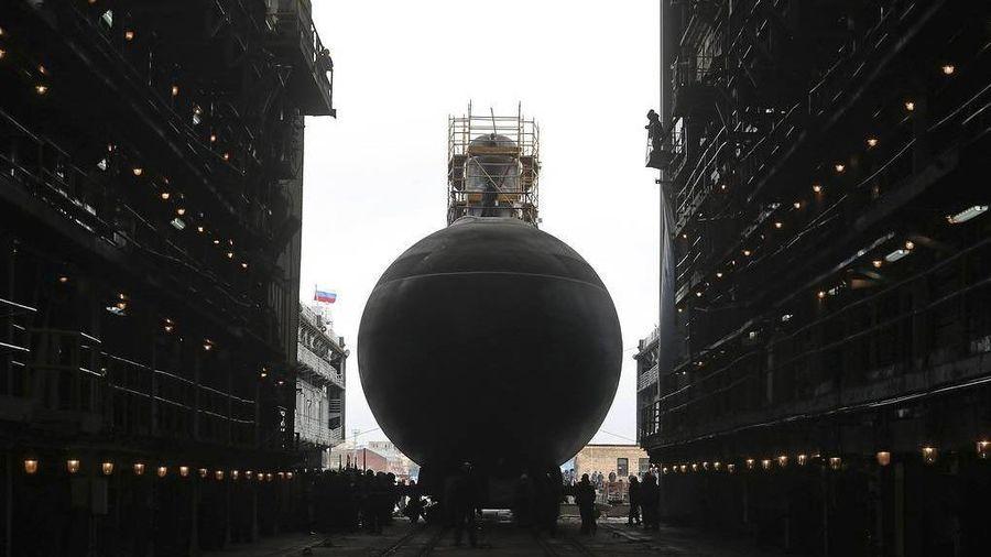 Nga sắp đưa tàu ngầm mang tên lửa khiến Tomahawk Mỹ 'chào thua' vào trực chiến