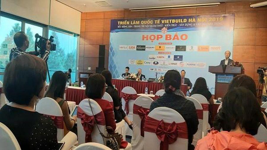 Gần 1.600 gian hàng tham gia Triển lãm Quốc tế VIETBUILD Hà Nội