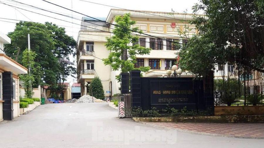 Lạng Sơn: Triệu tập nữ Phó chủ tịch huyện liên quan đến sai phạm đất