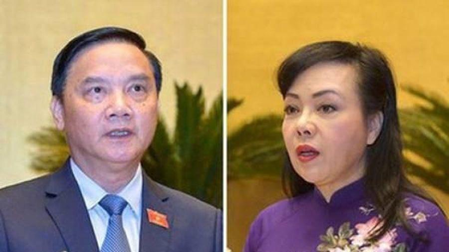 Chủ tịch Quốc hội: Ông Nguyễn Khắc Định kiêm nhiệm rất vất vả