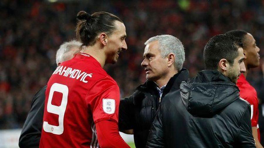 Vực dậy Tottenham, HLV Mourinho tính tái hợp 'lão tướng' Ibrahimovic