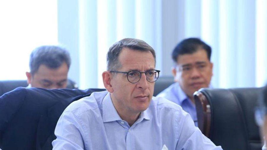 Chủ tịch Horasis: Chọn hướng đi đúng, FDI Bình Dương sẽ còn tăng mạnh