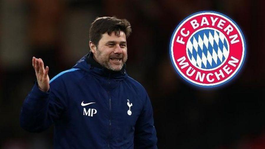 Lãnh đạo Bayern Munich họp khẩn, tính bổ nhiệm Pochettino