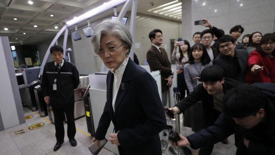 Sát phút chót, Hàn Quốc quyết giữ thỏa thuận chia sẻ bí mật quân sự với Nhật