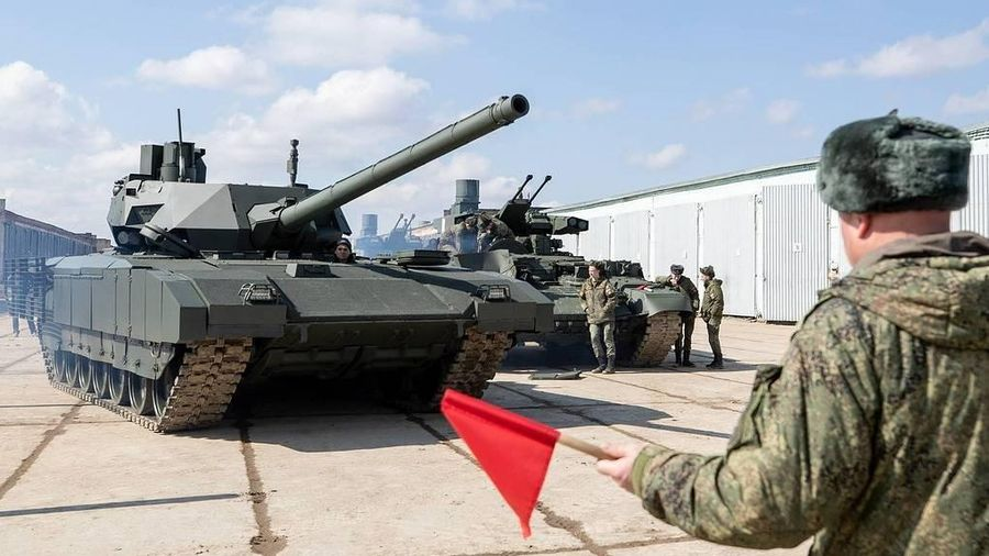 Siêu xe tăng của Nga khiến các đối thủ sừng sỏ cũng phải nể phục?