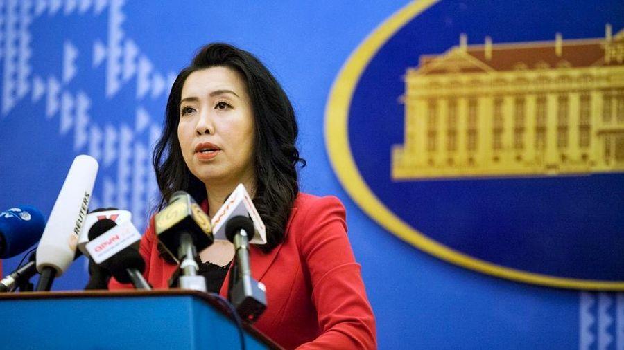 Hàn Quốc huy động nguồn lực cao nhất tìm kiếm nạn nhân Việt Nam mất tích trong vụ cháy tàu