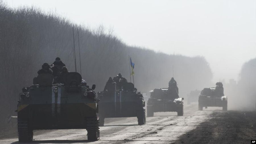 Hòa bình gõ cửa miền Đông Ukraine