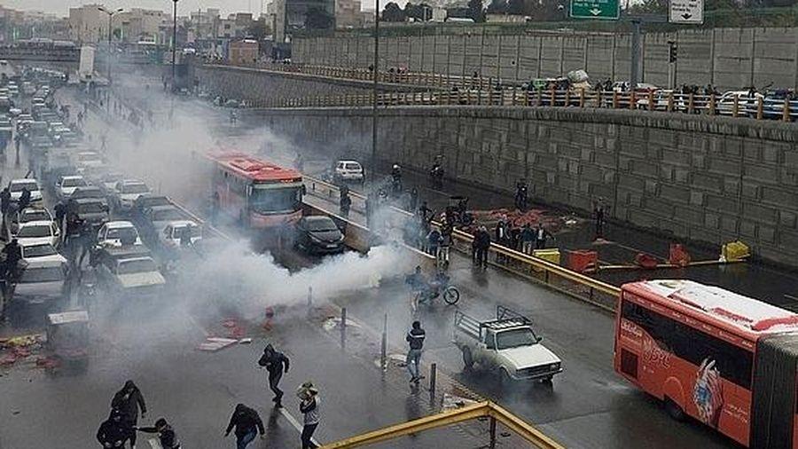 Iran tuyên bố biểu tình chấm dứt