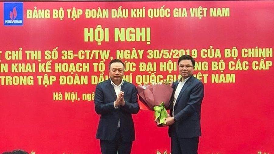 PVN tổ chức Hội nghị quán triệt Chỉ thị 35 của Bộ Chính trị và triển khai kế hoạch tổ chức Đại hội Đảng bộ các cấp