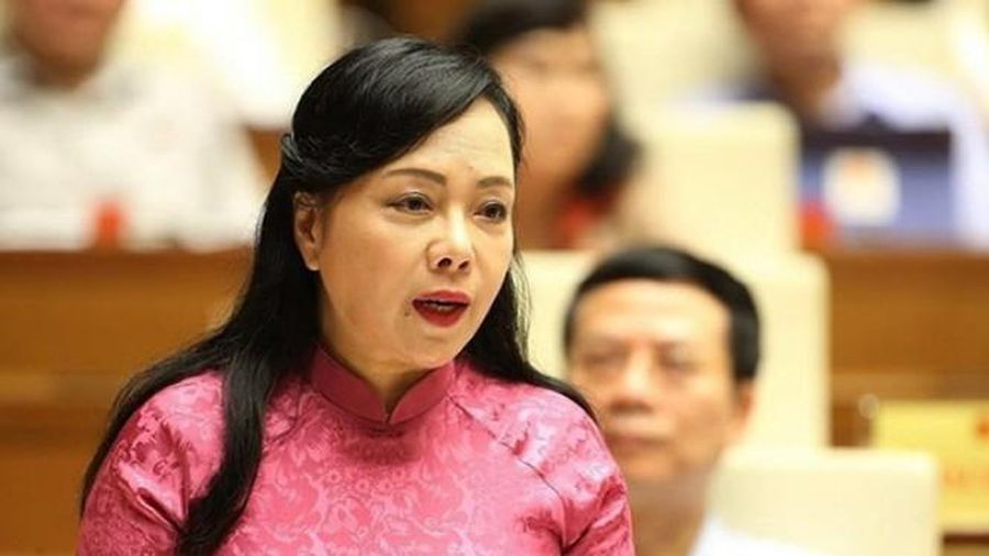 Quốc hội phê chuẩn việc miễn nhiệm Bộ trưởng Y tế
