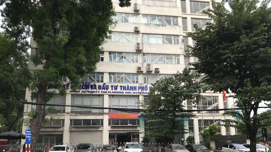 Kết luận thanh tra Lã Vọng: Xử nghiêm sai phạm tại Sở KH-ĐT Hà Nội