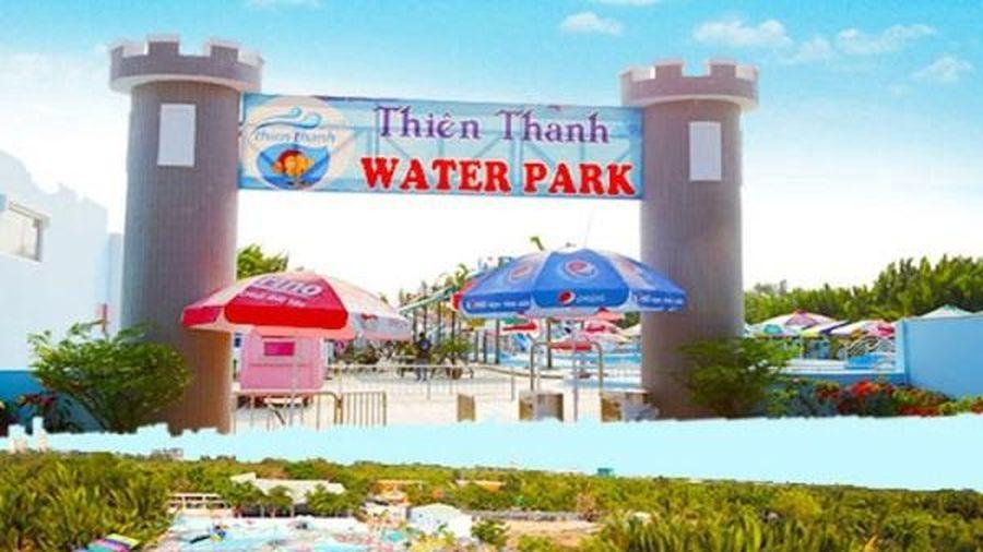 Công viên nước lớn nhất TP.HCM buộc tháo dỡ công trình vi phạm xây dựng