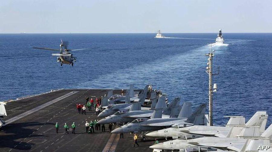 Chiến lược 'nội ứng ngoại hợp' của Mỹ làm Iran 'nghẹt thở'