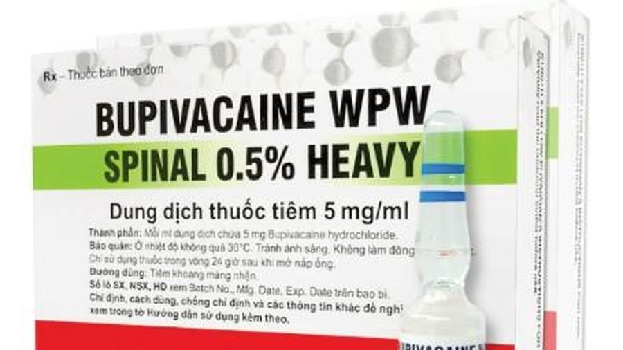 Thuốc gây tê nghi 'có dị vật lơ lửng' nhiều bệnh viện phụ sản lớn dùng