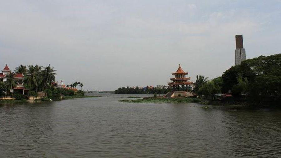 Hải Phòng: Hàng loạt sông, ngòi cấp nước ngọt sinh hoạt đang bị 'xâm mặn'