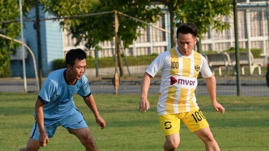 Đội bóng nước ngoài sẽ tham gia giải 'phủi' tại Hà Nội