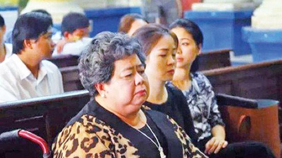Bà Hứa Thị Phấn nhận thêm 20 năm tù, tiếp tục kê biên 114 bất động sản
