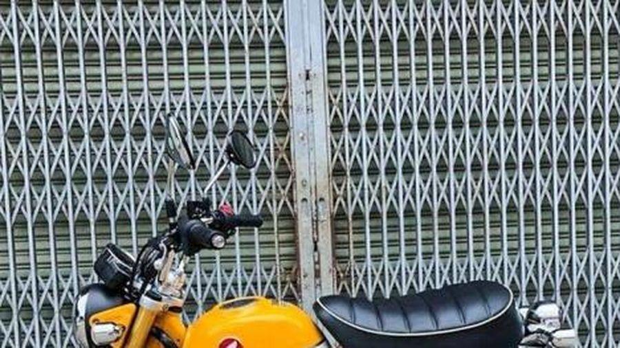 Khoảng 32.000 xe Honda Monkey trên toàn thế giới nhận lệnh triệu hồi vì lý do gì?
