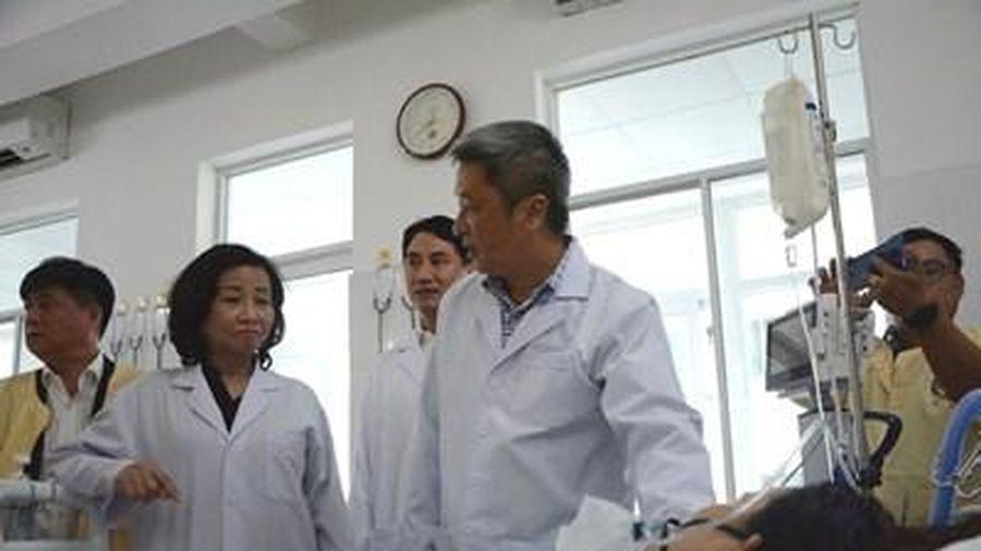 Công an TP Đà Nẵng vào cuộc vụ 3 sản phụ tử vong và nguy kịch nghi do thuốc gây tê