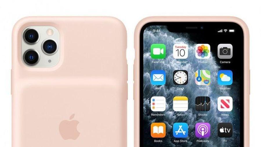 Apple phát hành vỏ pin thông minh cho dòng iPhone 11