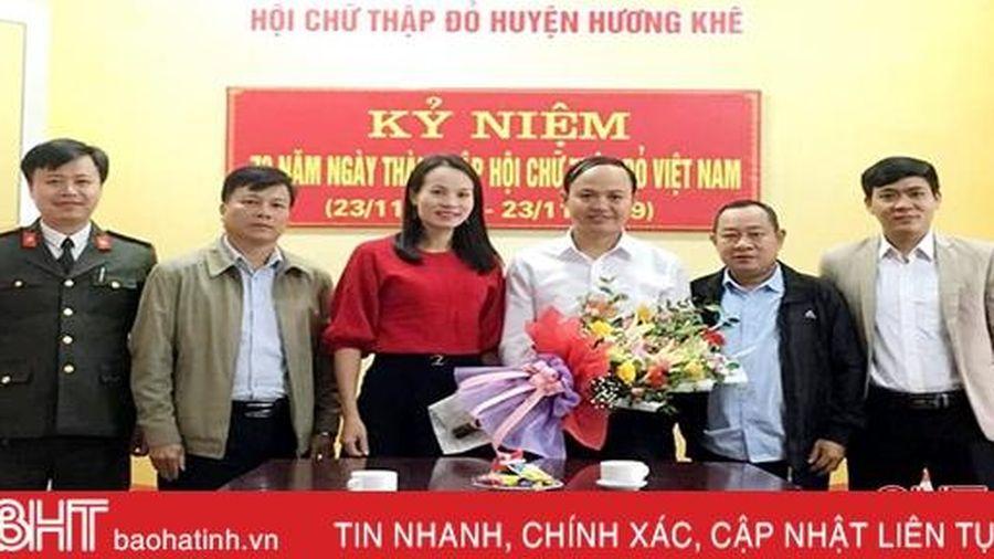 Hà Tĩnh tổ chức các hoạt động kỷ niệm ngày thành lập Hội Chữ thập đỏ