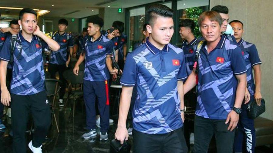 U.22 Việt Nam bay sang Philippines, bắt đầu hành trình săn vàng SEA Games