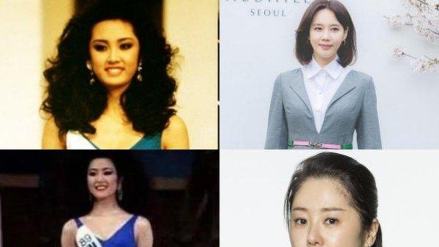 Cuộc đời cay đắng giống nhau của 2 mỹ nhân thành danh từ cuộc thi Hoa hậu Hàn Quốc 1989