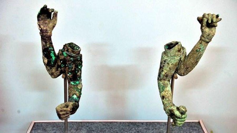 Xây dựng hồ sơ trình UNESCO công nhận văn hóa Óc Eo là di sản thế giới