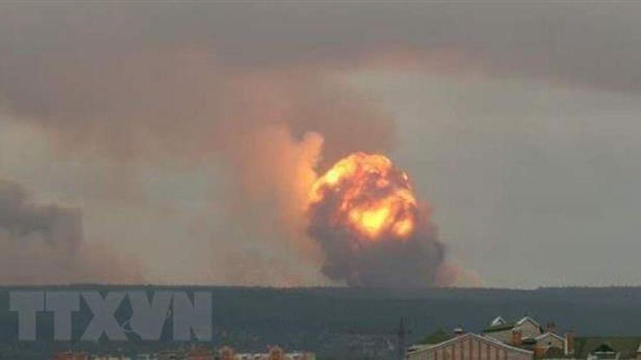 Tổng thống Nga vinh danh người thiệt mạng khi thử nghiệm vũ khí mới