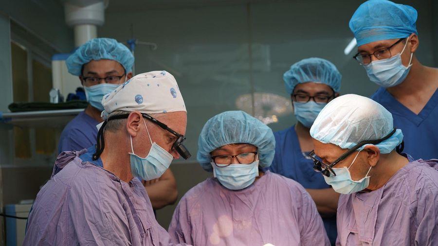Sẽ thực hiện 40.000 ca phẫu thuật dị tật miễn phí cho trẻ em nghèo