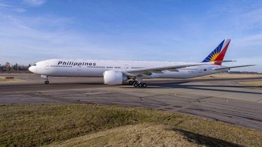Máy bay Philippines hạ cánh khẩn cấp tại Mỹ do cháy động cơ