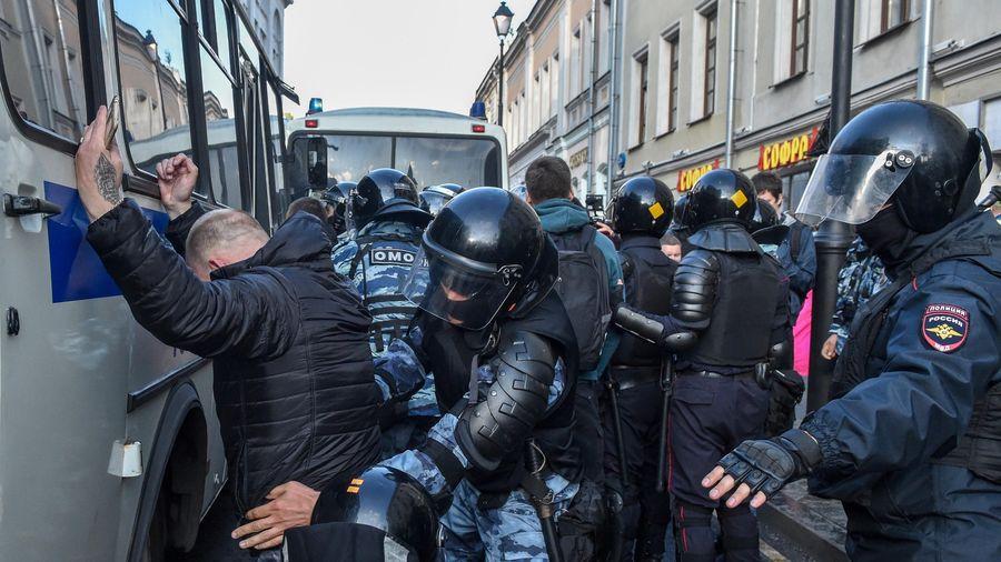 An ninh Nga bắt nhiều thành viên của tổ chức cực đoan Hizb ut-Tahrir