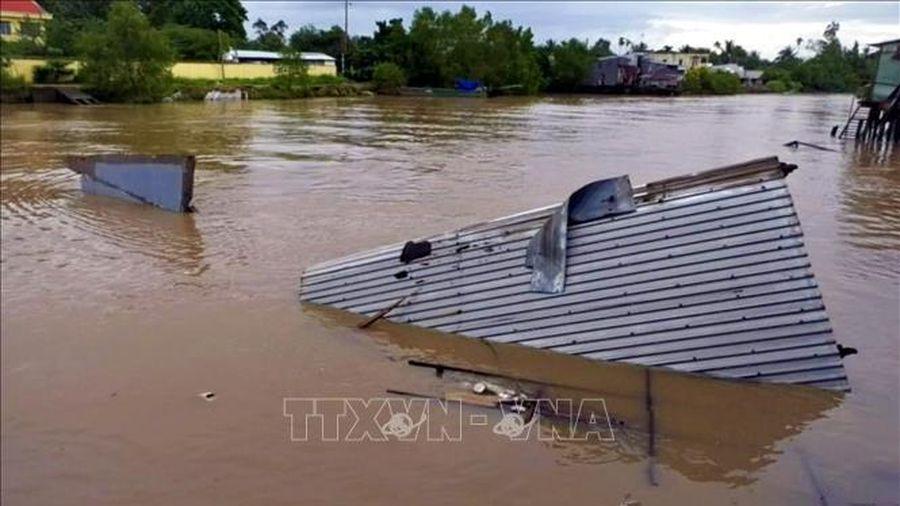 Giải pháp giảm nhẹ sụt lún đất ở Đồng bằng sông Cửu Long