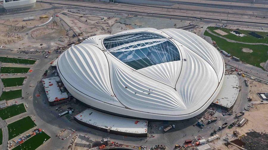 Qatar nghĩ kế làm mát sân vận động dịp World Cup 2022