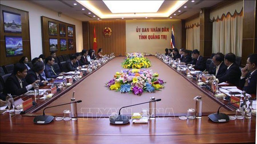 Quảng Trị tăng cường hợp với tỉnh Ubon Ratchathani, Thái Lan