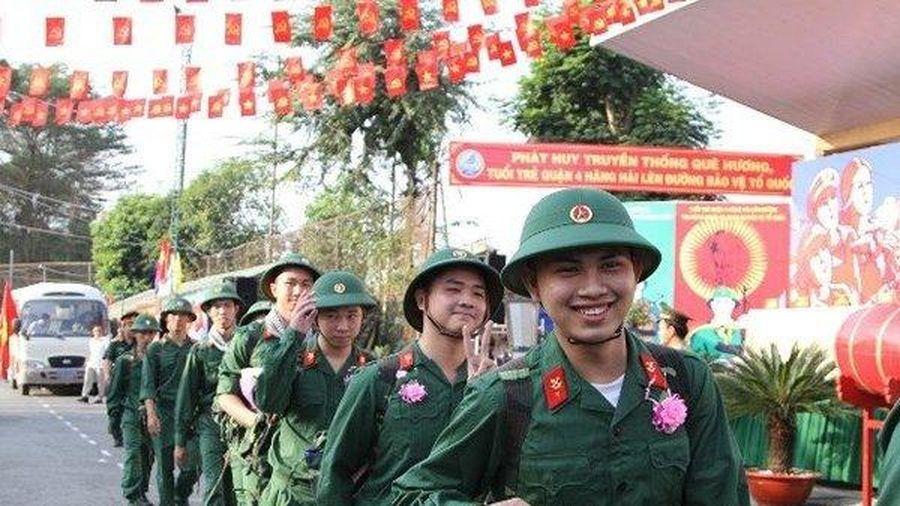 Hà Nội: Ưu tiên gọi công chức, viên chức nhập ngũ năm 2020
