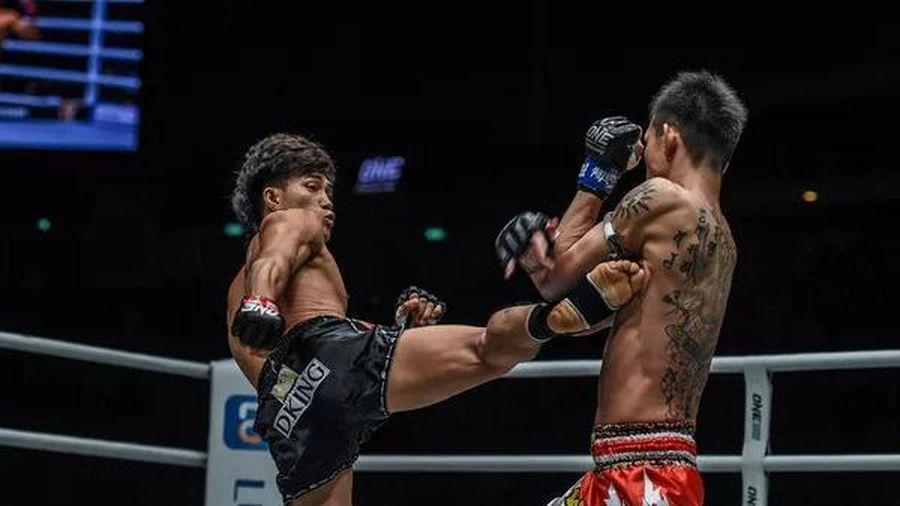 Nguyễn Trần Duy Nhất tung cước hạ đo ván nhà vô địch Nhật Bản trên đấu trường quốc tế
