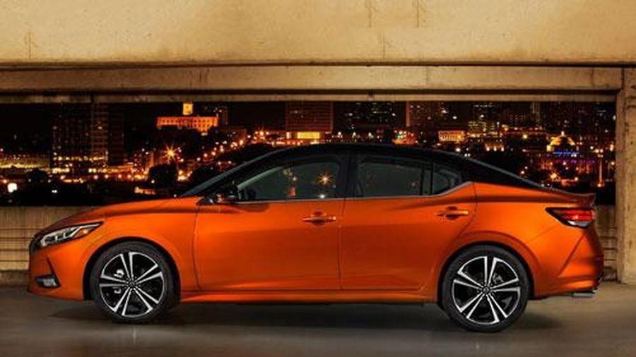 Ngắm xe sedan giá rẻ vừa được Nissan giới thiệu