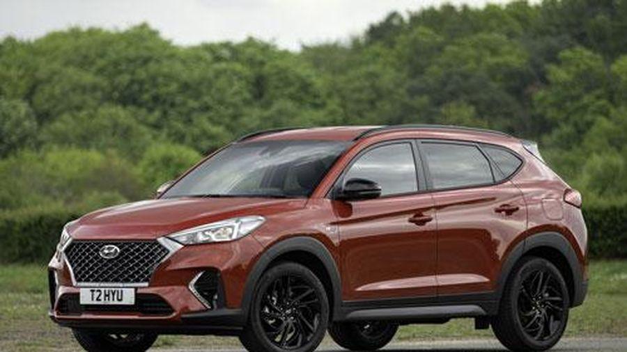 Top 10 xe crossover 'chất nhất quả đất': Vinh danh Hyundai Tucson N Line