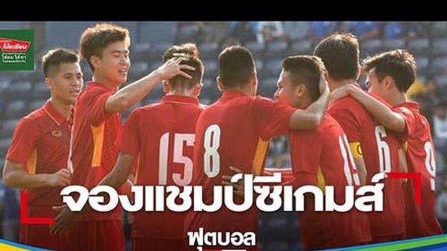 Báo Thái chỉ ra cái tên đáng sợ nhất của U22 Việt Nam