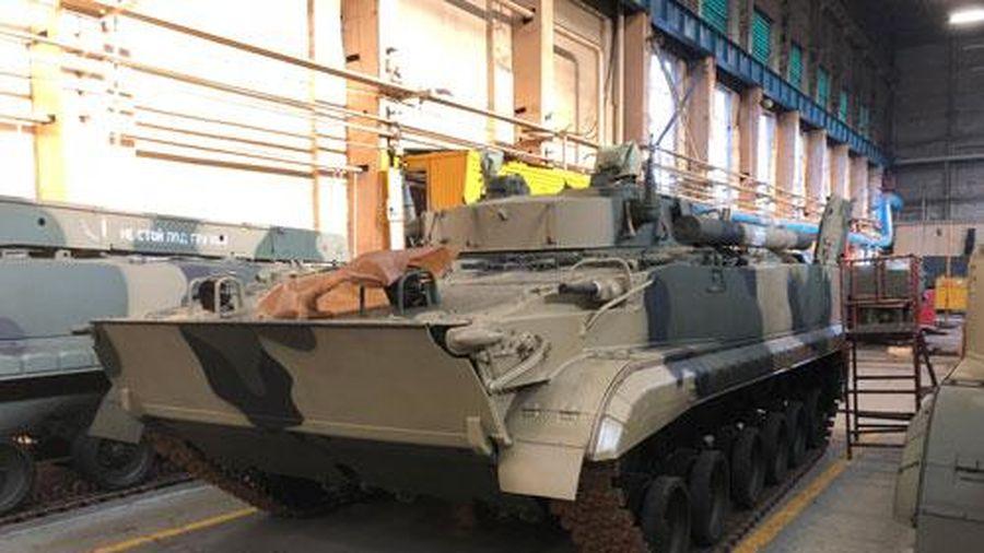 Xe chiến đấu BMP-3 càng bán càng chạy, Việt Nam có nên cân nhắc?