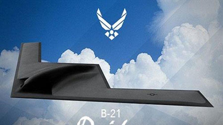 B-21 Raider ra mắt năm 2021, PAK DA vẫn 'mất tăm'