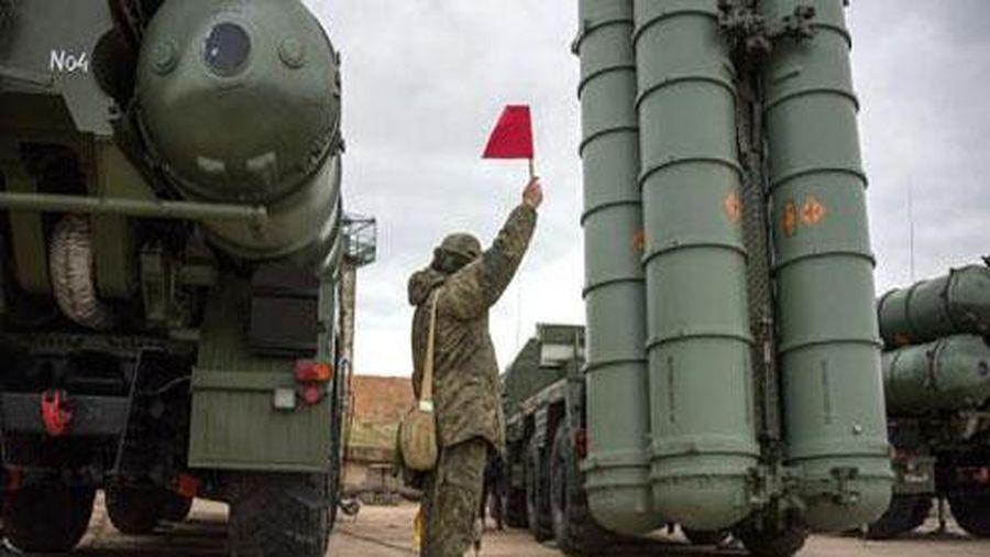 S-400 và Pantsir-S hợp sức chặn UAV mang bom 'tấn công' Crimea