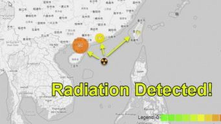 Tàu ngầm hạt nhân Trung Quốc phát nổ dưới đáy biển?