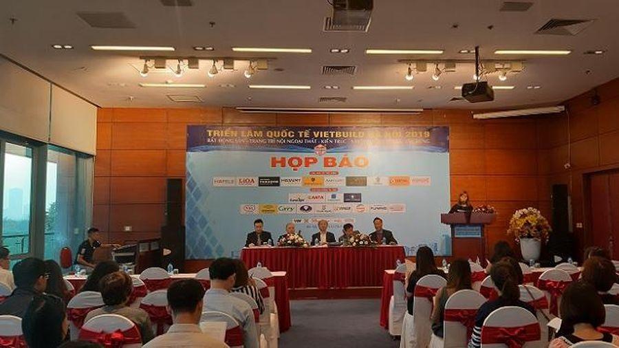 Vietbuild Hà Nội 2019: Doanh nghiệp kịp thời đáp ứng nhu cầu của người dân