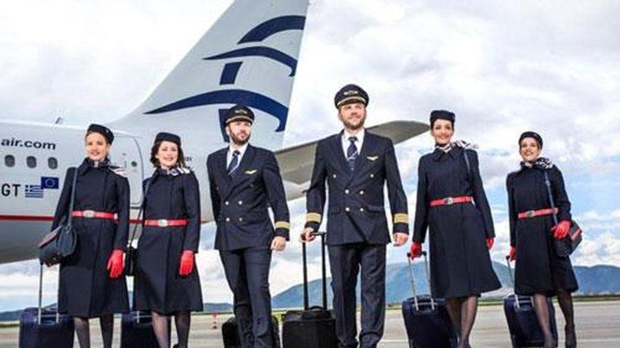 Vì sao tiếp viên hàng không luôn là 'trai xinh gái đẹp'?