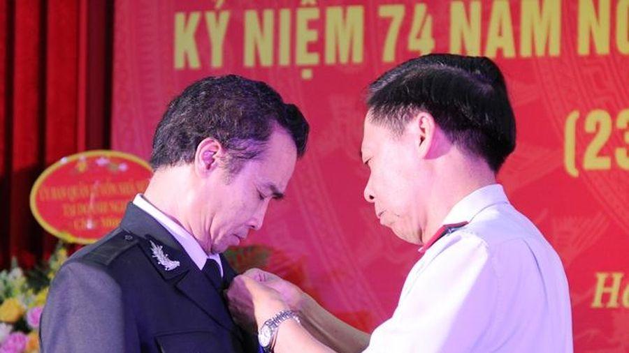 Ngành Thanh tra đã hoàn thành trọng trách trước Đảng, trước nhân dân